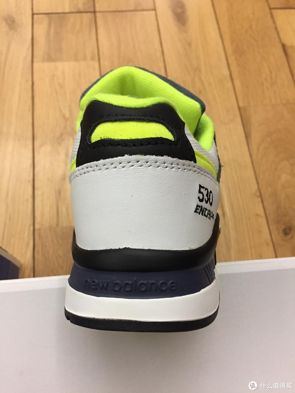 这波真的值: New balance MRT580 中性复古跑鞋 & 530系列 复古跑鞋 晒单