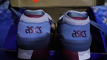 我的球鞋晒单 篇二:ASICS 亚瑟士 respector 复古跑鞋 开箱