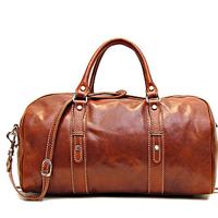 烧一烧美系小众品牌 — FLOTO Venezia Piccola 复古旅行袋 开箱