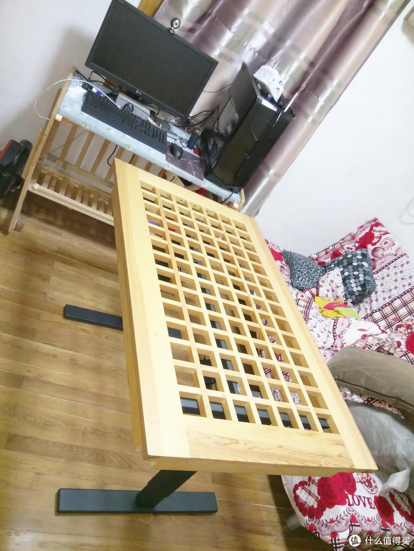 为了更舒适的办公(dayouxi)—  实用主义电动升降桌支架&餐桌台面的组合