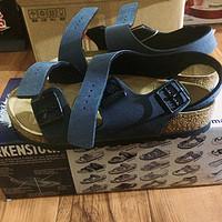 我用了半年的积蓄让你漂洋过海地来看我:Birkenstock Milano 凉鞋 晒单