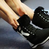 #本站首晒#多!腿!预!警!——妹子我终于买到了好看的KEENZIE 雪地靴