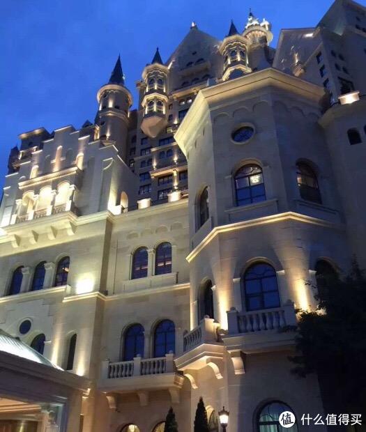 一起住遍spg豪华精选 篇三:大连一方城堡