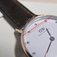 只能随便戴戴的小网红:Daniel Wellington Classy 0903DW 女款时装表