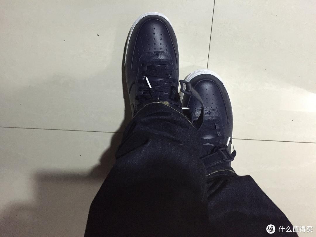 NIKE 耐克 LAB AIR FORCE 1 MID 男款运动鞋