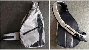 迪卡侬 NEWFEEL ONE STRAP CORBEN背包使用总结(优点|缺点)