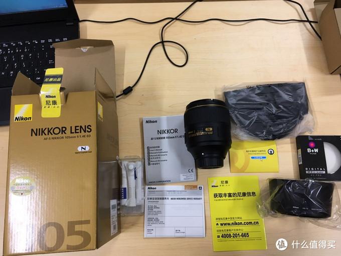 Nikon 尼康 105 1.4E 开箱&使用感受