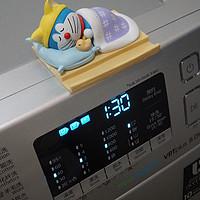 可以随时加衣服的洗衣机:SAMSUNG 三星 WW80K5210VS/SC 滚筒洗衣机(上)