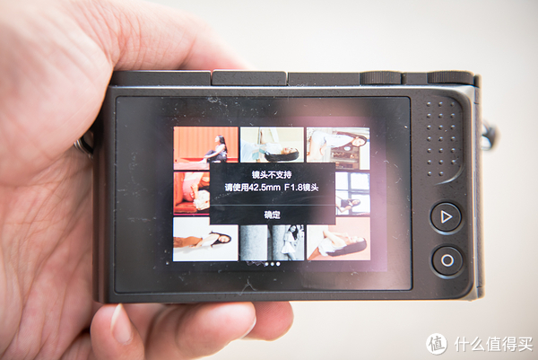 #首晒# YI 小蚁 M1 微单相机(12-40mm F3.5-5.6)