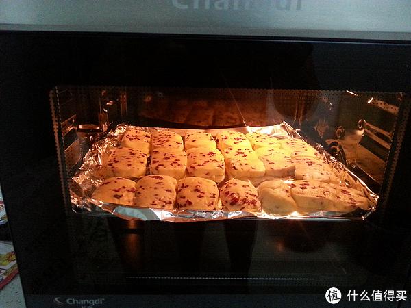 爱烘焙的双11烤箱使用记录:changdi 长帝 CRTF32K 烤箱