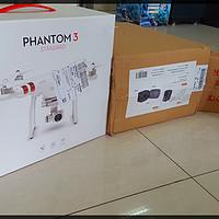 大疆 精灵 Phantom 3 Standard 2.7K 无人机开箱介绍(机翼)