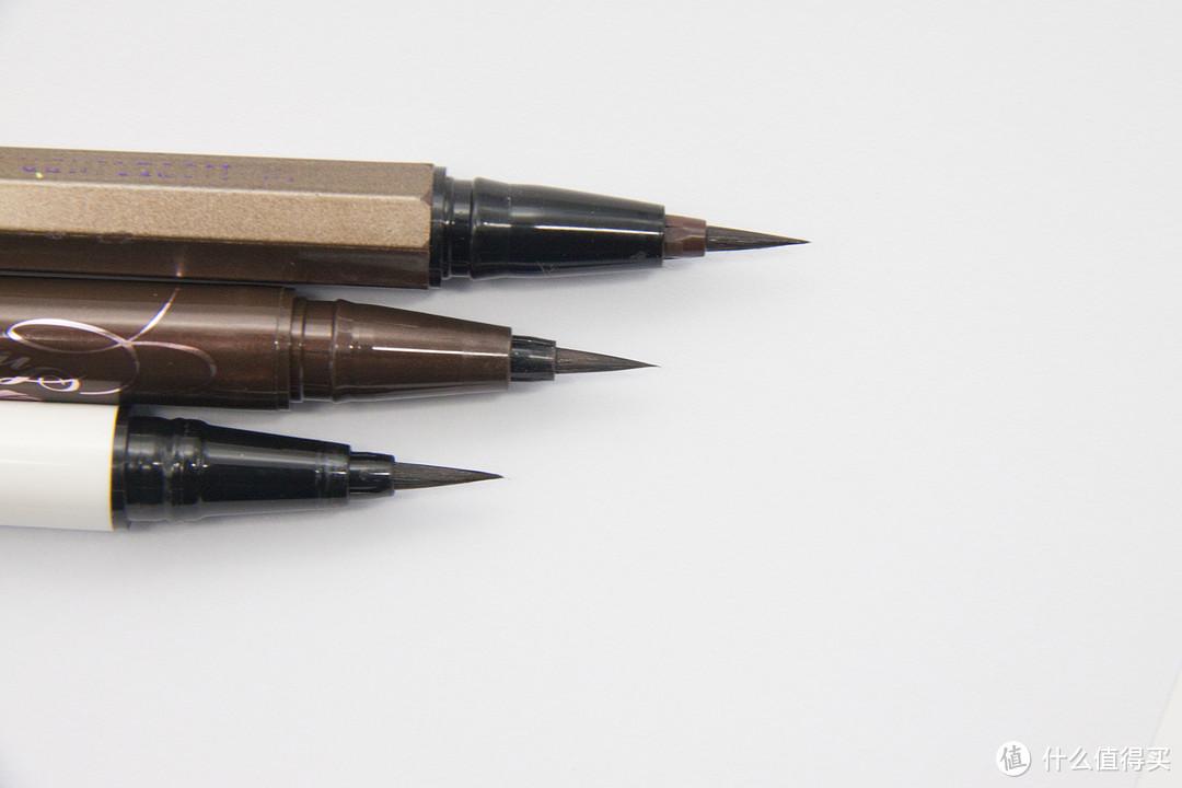 来自化妆新手的体验:几款日韩系平价眼线笔、睫毛膏