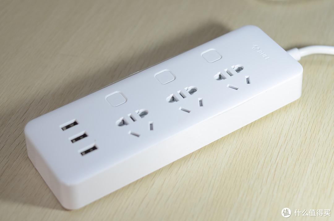 BULL 公牛 GN-B3033 电子微动开关 智能USB插座拆解