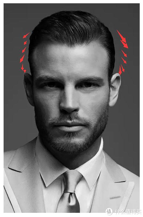 你的发际线还好吗?发型师浅谈男生发际线
