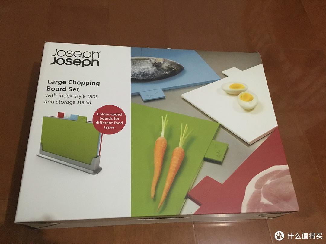 """换一种方式表达""""我想和你一起睡觉""""——英国Joseph Joseph分类菜板简约版"""