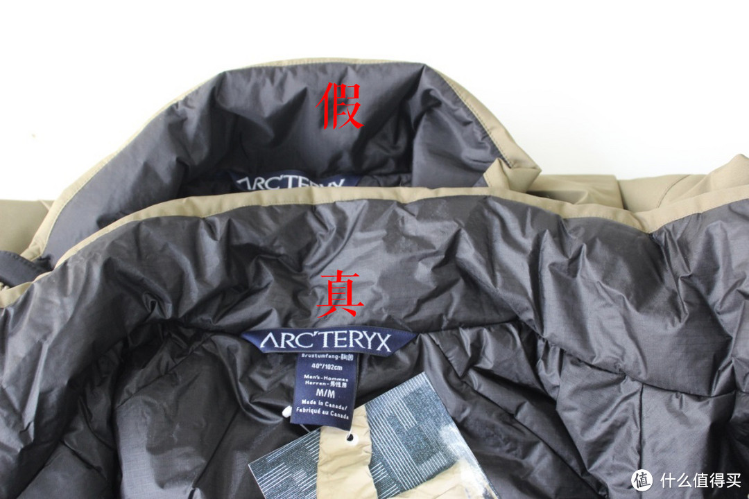 一件连校长差点都上当的 ARC'TERYX 始祖鸟 Fusion jacket 棉服