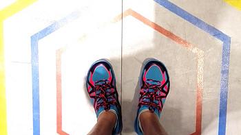 李宁 AFPK011-1 男子训练鞋使用感受(设计|优点|缺点)