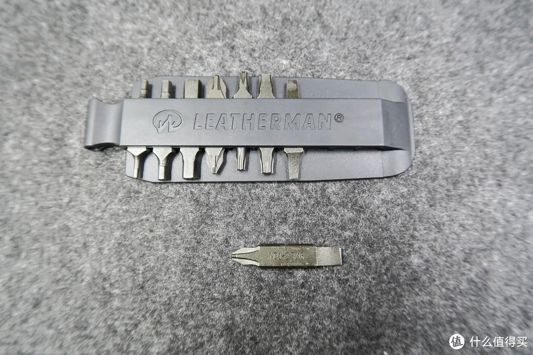 EDC小工具——LEATHERMAN 莱泽曼 TTI 多功能工具钳(附与海啸对比)