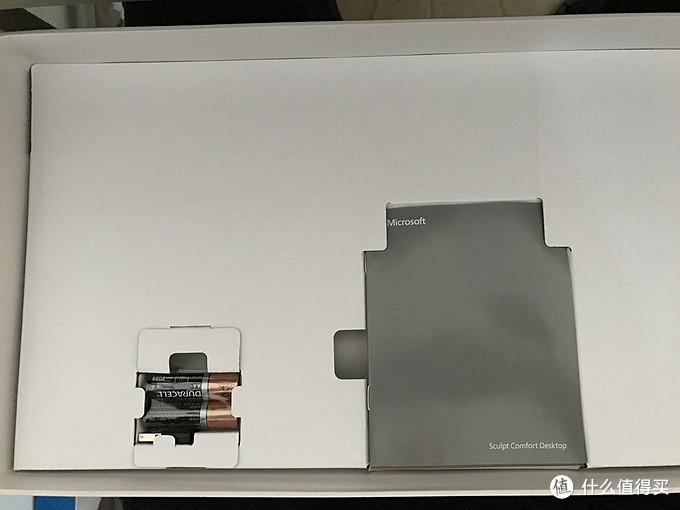 Microsoft 微软 Sculpt Comfort Desktop 无线舒适桌面套装 开箱
