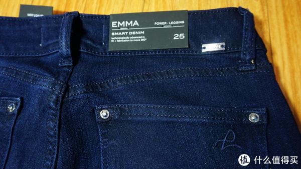 疯狂的牛仔裤 篇三:DL1961 Women's Emma Power Legging Jeans 女 牛仔裤