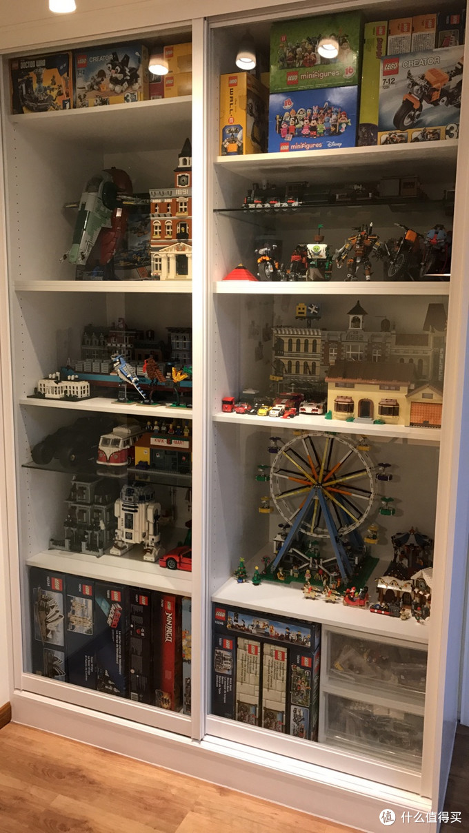 流水账——我是如何一步一步进入lego的坑