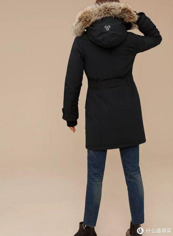 终于等到你,还好没放弃:脑残粉的 Aritzia parka 女式羽绒服 晒单