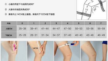 鲍尔芬  GenuTrain 基础款护膝使用感受(尺码|支撑性|包裹性|透气性|耐用性)