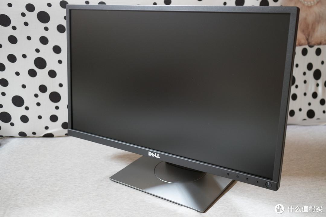 小心阴阳屏 — DELL 戴尔 P2217H 显示器开箱轻测