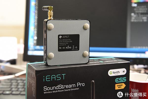 #原创新人# iEAST M30无线HIFI音乐播放盒开箱+使用评测