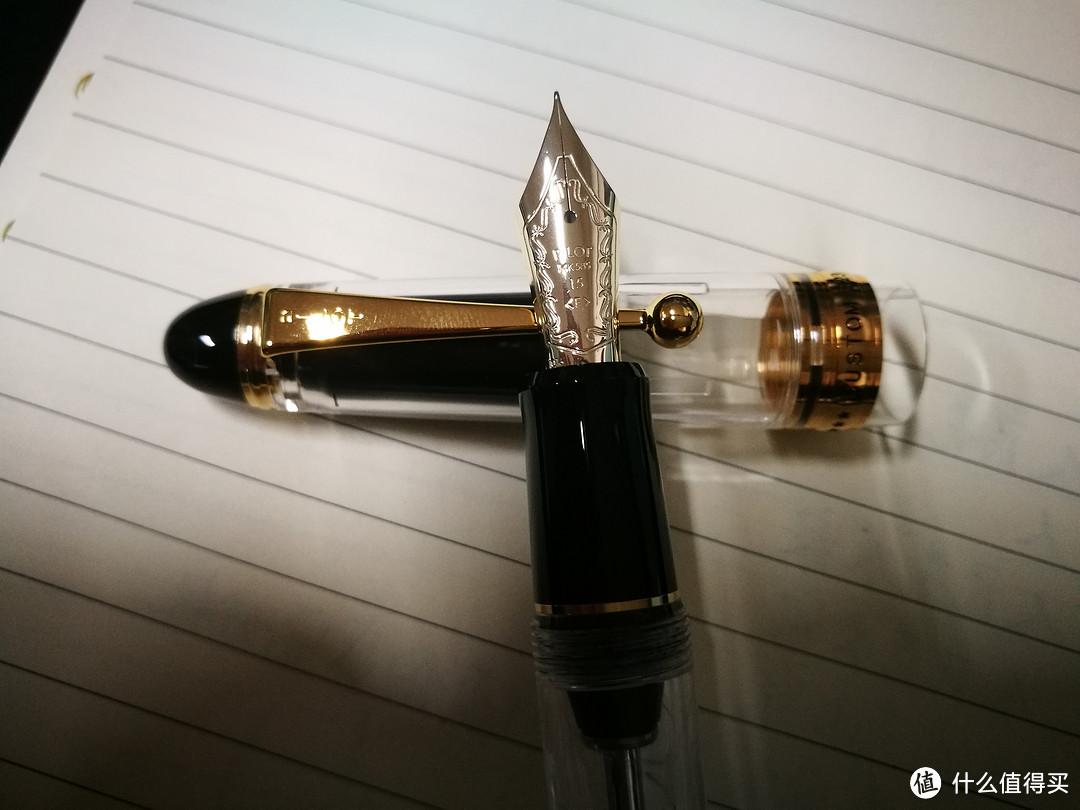 震惊!!这支日系钢笔国内价格竟然比日亚还便宜:PILOT 百乐 823 详细评测