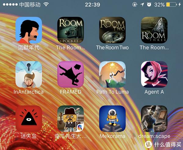iOS和Android下解谜游戏推荐