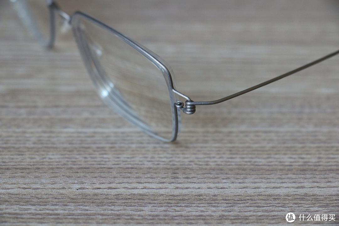 #新人原创#LINDBERG 林德伯格 RIM镜架+ZEISS蔡司驾驶型1.74镜片 晒单