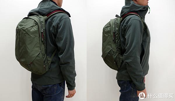 #本站首晒# 城市通勤&短途户外的双向优选:Gregory 格里高利 Sketch 22 背包