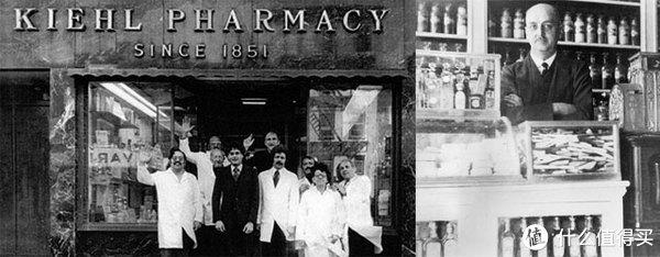 纽约梨树角第一家Kiehl药房及创始人JohnKiehl
