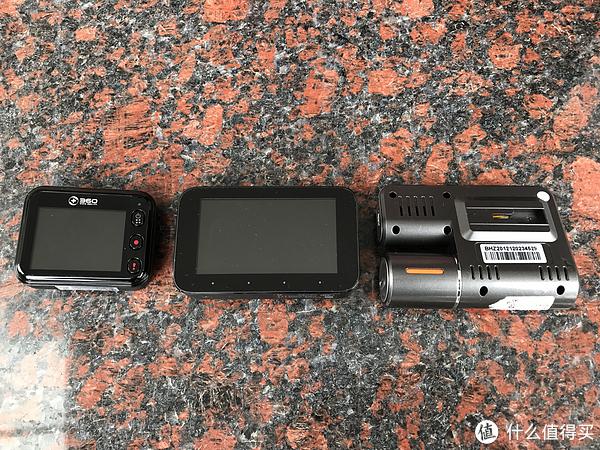 米家 VS 360 VS 包黑子 三款行车记录仪简单对比