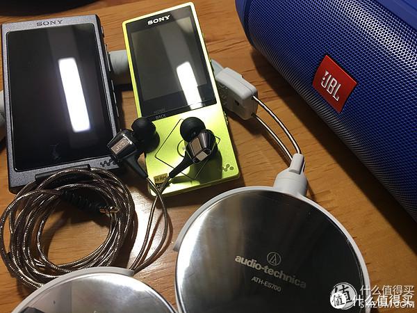 色由心声 — SONY 索尼 NW-A35 炭黑色 音乐播放器 开箱