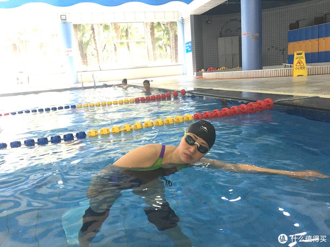 实测:迪卡侬B-FAST竞速泳镜