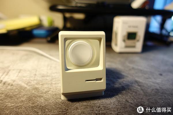 Hello. 实用与情怀的结合 — Apple 苹果 Apple Watch 充电底座 开箱