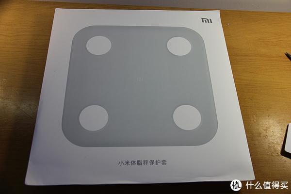 MI 小米 体脂称 详细开箱及评测