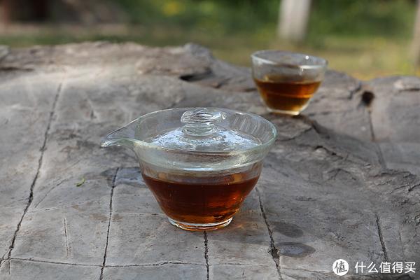 喝好茶是要用盖碗的 — 日本进口玻璃盖碗