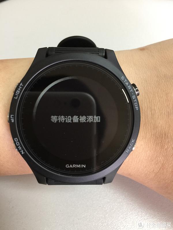 GARMIN 佳明 FORERUNNER 935 心率铁三腕表 上手使用感受