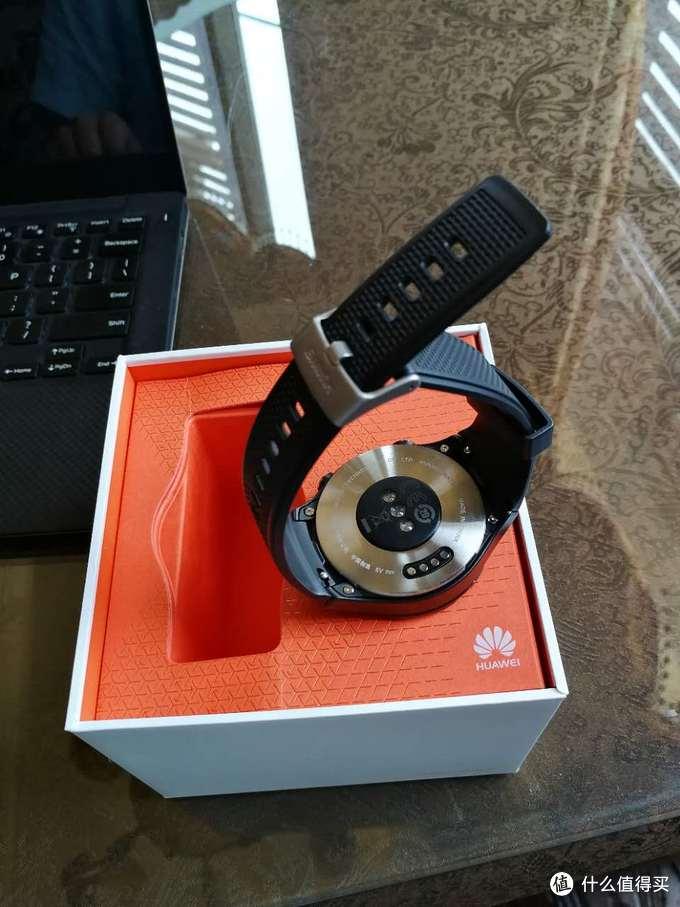 HUAWEI 华为 WATCH 2 智能手表 简单开箱