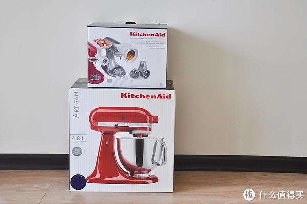 KitchenAid厨师机 体验测评~你和甜点中间,可能只是差了台厨师机