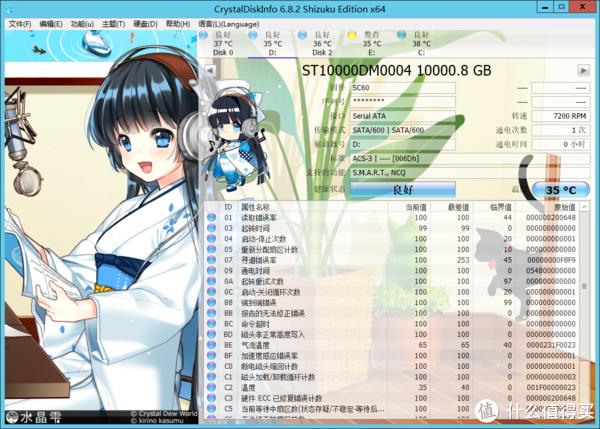 我的智能家居 篇一:常见NAS存储专用硬盘横评