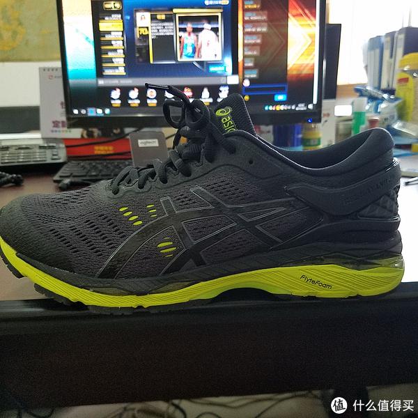 ASICS 亚瑟士 GEL-KAYANO 23与KAYANO 24跑鞋对比