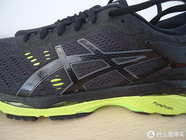 ASICS 亚瑟士 GEL-KAYANO 24 跑鞋开箱