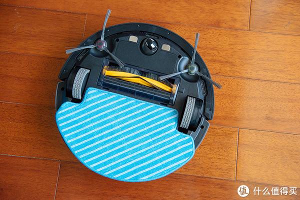 谁说拖地机器人没有实用性?ECOVACS 科沃斯 地宝 DD35 扫地&拖地 一体机器人 详细评测