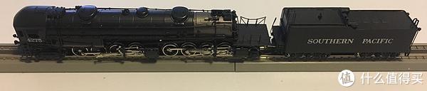 N比例 前置驾驶室蒸汽机车模型