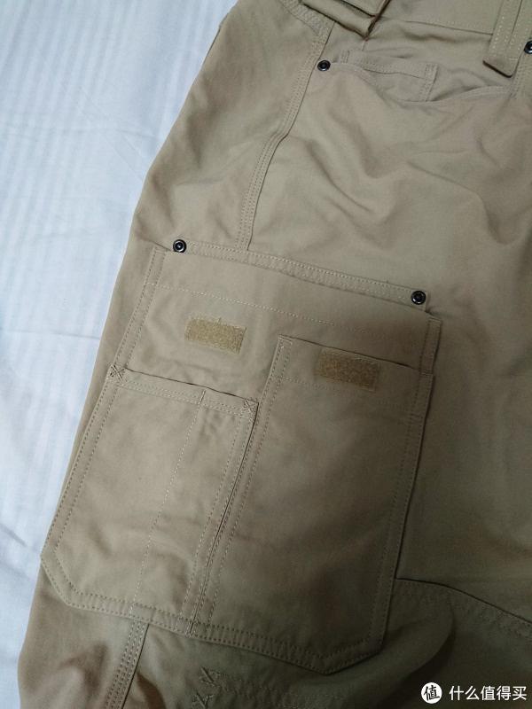 战术与工作兼修的Duluth Trading工作裤