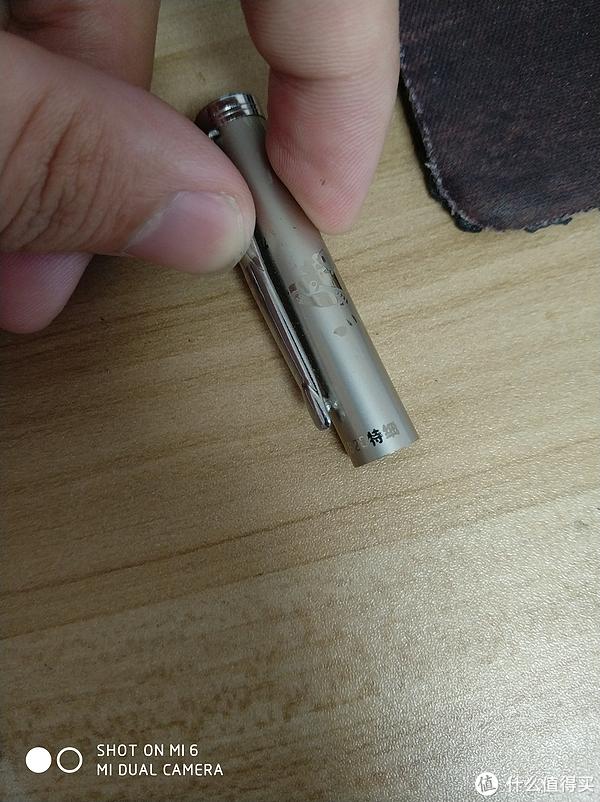 写乐 平顶天冠透明示范 8236-300 21K双色尖 钢笔测评